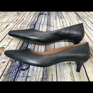 ec53c34e5810 Calvin Klein Shoes - Calvin Klein Gabbriana Pumps Size 9 Shadow Gray